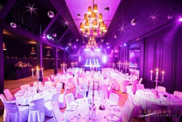 GS Blanc - traiteur aromate - huwelijk mariage feestzaal salle de mariage