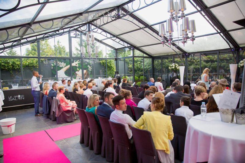 cérémonie III Orangerie @ le grand salon in Beersel 5