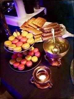 gauffres wafels traiteur aromate - huwelijk mariage feestzaal salle de mariage