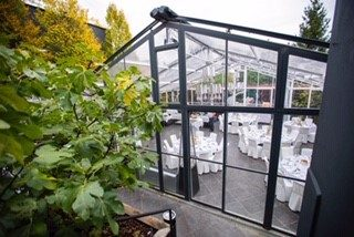 orangerie blanche baptême le grand salon Beersel 2
