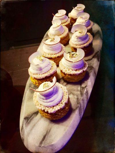 dessert - traiteur aromate - huwelijk mariage feestzaal salle de mariage